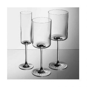 Borbonese set 36 pezzi bicchieri calici FLY