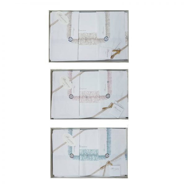blumarine completo lenzuola rea immagine 1