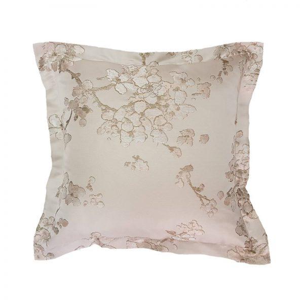 cuscino fiore di pesco cipria 1