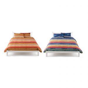 Bassetti Life Completo Lenzuola una piazza letto singolo Made in Italy East Village