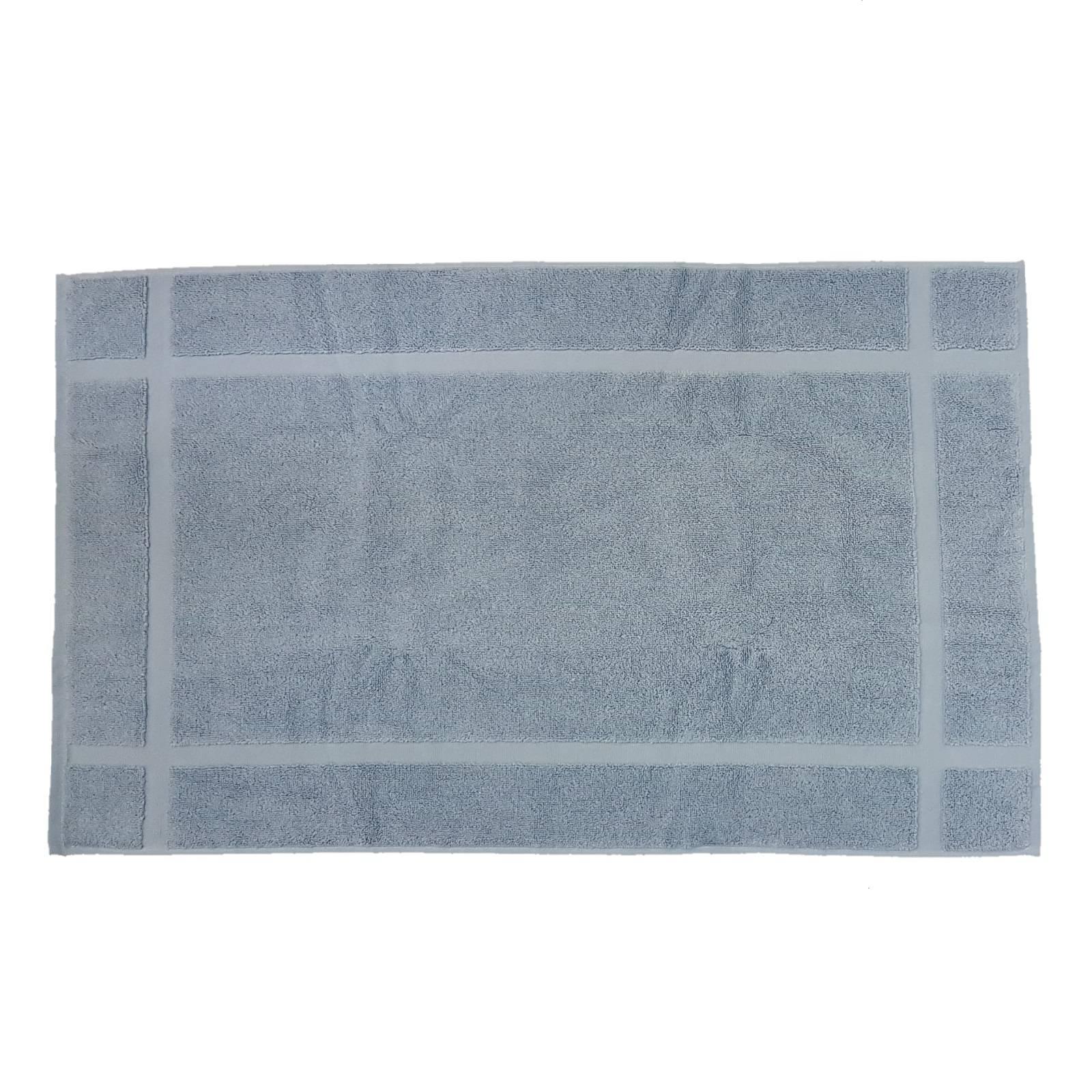 tappeto bagno scendidoccia in 100% spugna di cotone