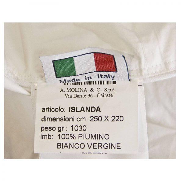etichetta molina 250 220