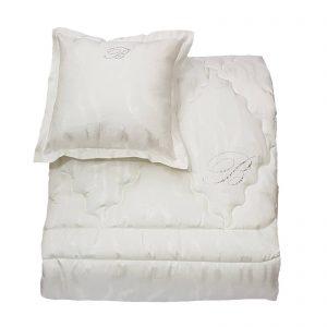 Blumarine trapunta invernale matrimoniale più due cuscini 50×50 Rembrandt made in italy