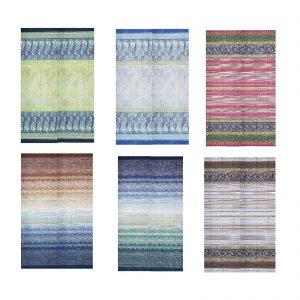 Bassetti Granfoulard telo arredo cm. 270×270 multiuso copridivano, copriletto, telo pic-nic