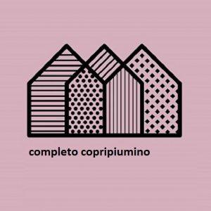 Completo copripiumino