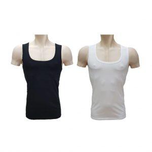 RAGNO kontact extra skin canottiera spalla larga in finissimo cotone elasticizzato