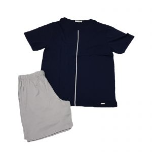 Liu Jo pigiama uomo estivo girocollo manica corta pantalone corto