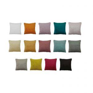 Maison sucrée cuscino arredo 50×50 in velluto antimacchia compreso di imbottitura Made in Itally