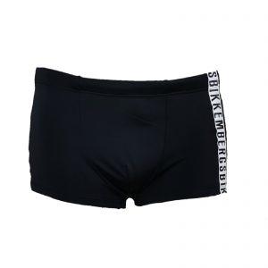 Bikkembergs costume uomo boxer short elasticizzato con laccetti scorrevoli interni