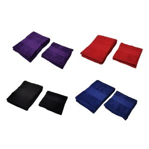 bassetti pop color asciugamano + ospite immagine